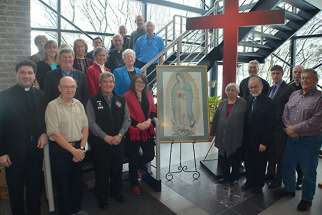 A coalition of Catholic organizations have formed a Our Lady of Guadalupe Circle to further reconciliation efforts with Canada's indigenous people.