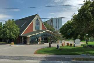 St. Bernadette Catholic Parish in Ajax.