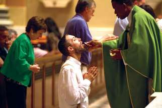 While divorced and remarried Catholics can attend church, unless they confess that their second marriage is a sin and agree to live their relationship like a brother and sister, they are unable to receive Communion at Mass. Trying to find a solution to welcoming such Catholics to partake in Communion is sure to be a hot topic at the upcoming Synod on the family.