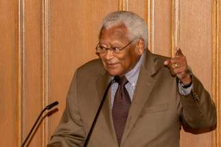 James Lawson is a veteran civil rights crusader who once worked alongside of Martin Luther King Jr.