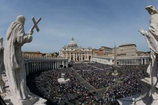 Vatican statistics report Church growth remains steady worldwide