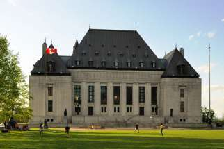 The Supreme Court of Canada in Ottawa, 2009. Euthanasia Prevention Coalition legal counsel Hugh Scher says that he expects court challenges from both advocates and opponents of Bill C-14.