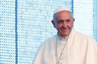 A new poll shows Pope Francis' popularity among all Americans dropped 17 percentage points from 76 per cent.