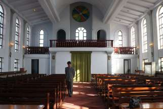 Despite the presence of the Jangchung Cathedral, the only Catholic Church and one of four official Christian places of worship in Pyongyang, Christian persecution in North Korea is rampant.