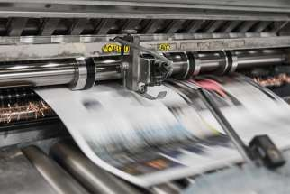 Francis Campbell: Church, newspapers look to turn the tide