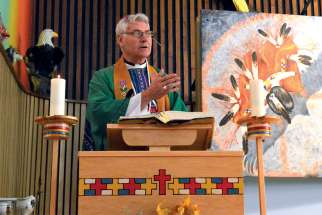 Archbishop Murray Chatlain of Keewatin-Le Pas is encouraged by the message the Amazon synod sent to the world and to Indigenous communities in Canada.