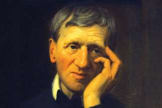 Cardinal John Henry Newman argued that doctrine develops over time.