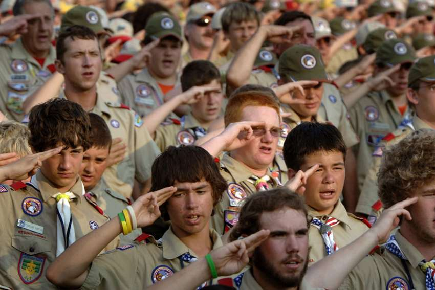 The Boy Scouts of America says self-declared gender identity now determines youth eligibility for its scouting programs.