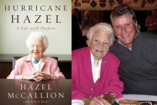 Hazel McCallion and Robert Brehl tell the life story of McCallion, who served as mayor of Mississauga, Ont., for decades