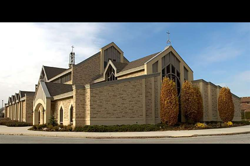 St. Matthew's in Oakville, Ont