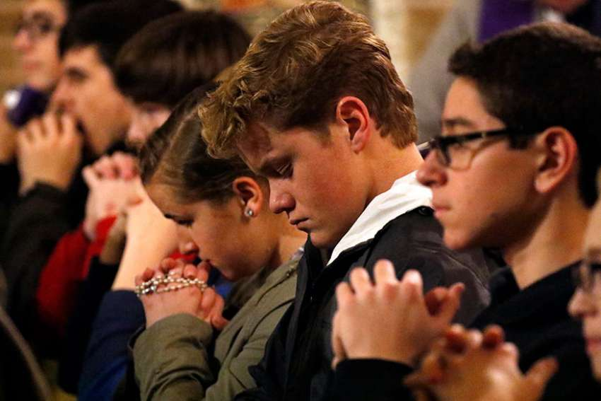 By making religion an invitation, schools will allow room for students take ownership of their faith, writes Youth Speak News' Patrick Peori.