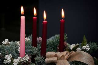 Lighting Advent candles is just one activity of our preparation for the birth of Christ.