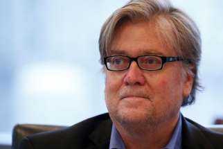 Former White House chief strategist Steve Bannon made a rookie mistake with his comments concerning Catholic bishops, says columnist Thomas Reese.