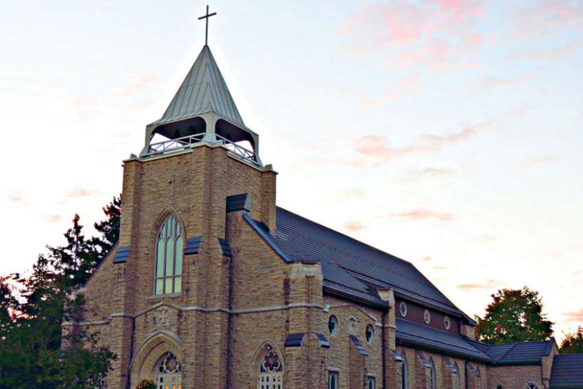 St. Margaret's parish in Midland, Ont., is like many rural Ontario parishes in that it needs to look at creative ways to make ends meet. Pastor Fr. Jim McLenaghen is looking at ways to keep a Catholic presence in the pictureque town.