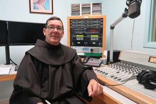 Fr. Charles Grech assumed the editorial director position at Radio Maria Canada July 1.