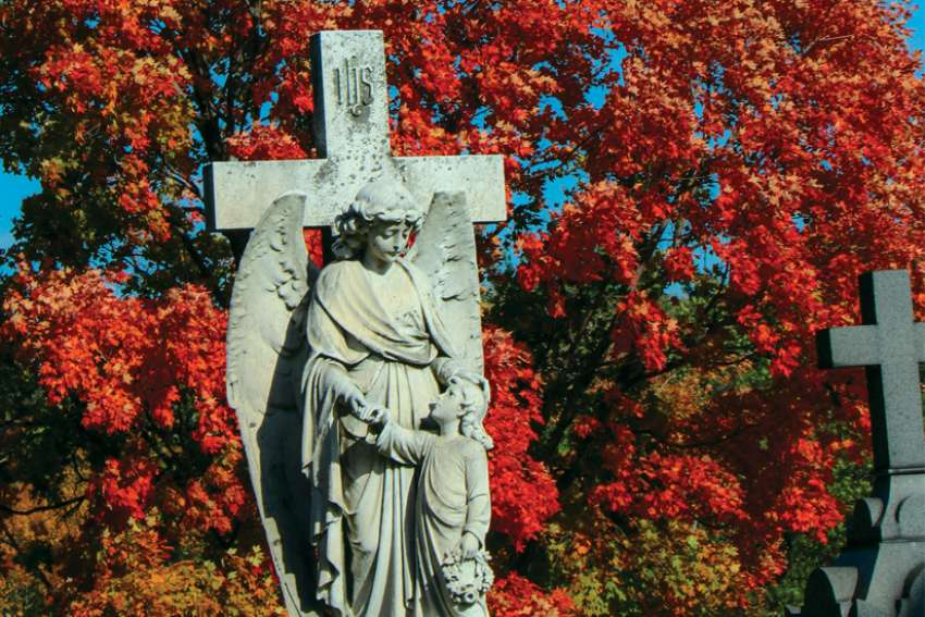 Catholic Cemeteries and Funeral Services says it is in the business of lessening stress in a stressful time.
