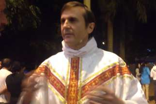 The Vatican has ordered a Roman Catholic diocese in eastern Paraguay to remove Carlos Urrutigoity accused of sex abuse in the United States and to restrict the activities of the bishop who hired him.
