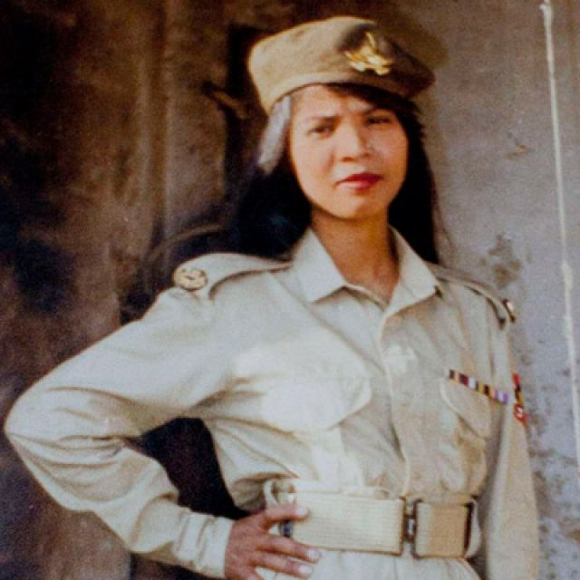 Pakistani Christian Asia Bibi is seen in an undated photo.
