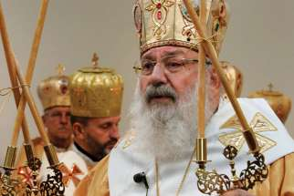 Cardinal Lubomyr Husar, who passed away May 31, took the torch passed on by Cardinal Josef Slipyj to resurrect the Ukrainian Greek Catholic Church.