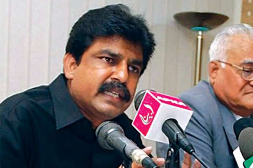 Peter Bhatti's brother, Pakistan's former and only Christian Minority Affairs Minister, Shahbaz Bhatti (pictured), was assassinated in 2011 for being outspoken against his country's blasphemy laws, which carry the death sentence for anyone who insults Islam.