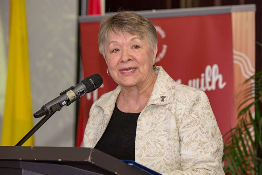 Getting schools thinking about how and why they are Catholic is essential to protecting the system, TCDSB chair Barbara Poplawski said at the pastoral plan launch May 9.