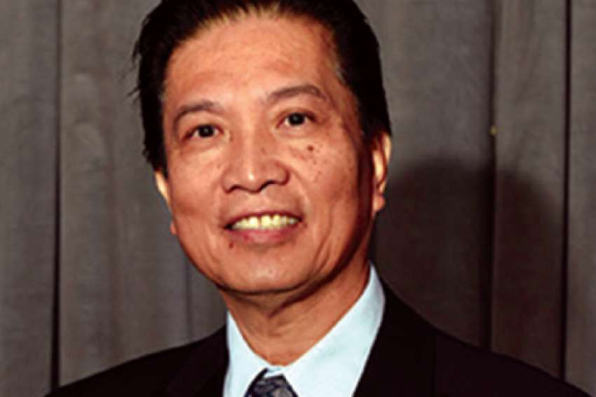 Arcie Lim is one of 24 men elected to lead the international 1.9-million-member Catholic men's organization.
