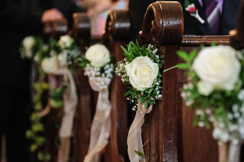 The Archdiocese of Vancouver's St. Mary's parish will be holding a mass wedding for 15 couples on Oct. 15.