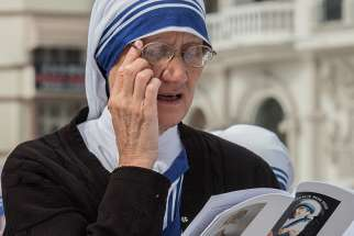 Sister Mary Prema Pierick, superior general of the Missionaries of Charity, pictured in a 2016 photo.