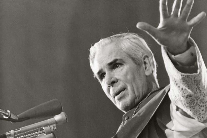 Remains of Archbishop Sheen transferred from New York to ...