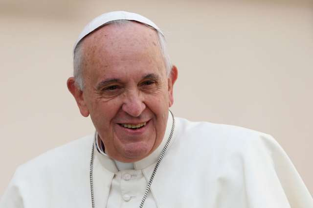 Pope Francis: 'Evolution … is not inconsistent with the notion of creation'