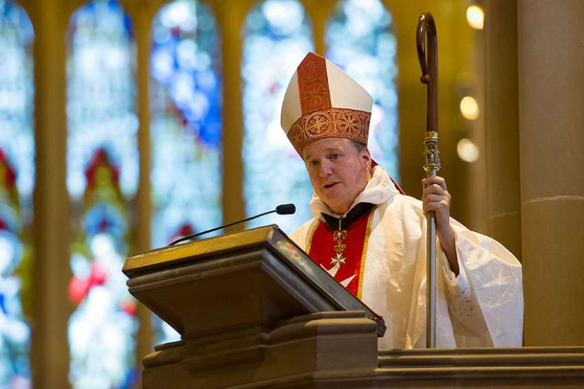 Archbishop Anthony Fisher of Sydney wrote in a Facebook post May 11 applauding the legislative council of New South Whales for rejecting an abortion bill.