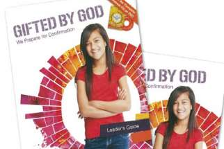 Gifted by God is a new textbook that encourages parents to get involved in the confirmation process. It is written by Anne Jamieson and David Dayler.