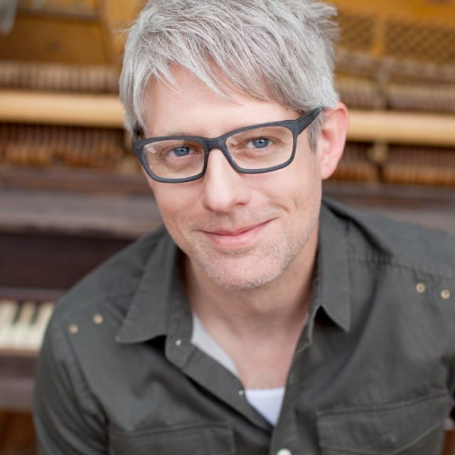 Musician Matt Maher is one of 45 Catholic youth ministry personalities contributing to anygivensundayproject.com