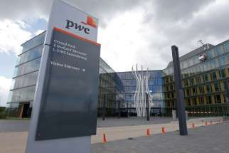 The local offices building of PricewaterhouseCoopers is seen in Luxembourg. On June 10, PwC signs a new contract with the Vatican as a consultant. This comes two months after after it's auditing process was suspended due to internal reasons at the Vatican.