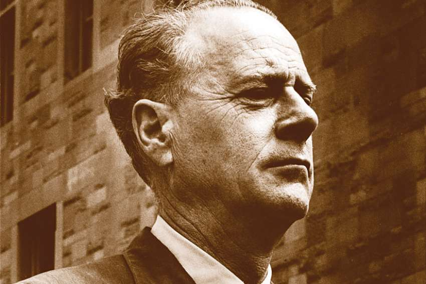 An exhibition on Marshall McLuhan is running at Toronto's St. Michael's College until Dec. 20.