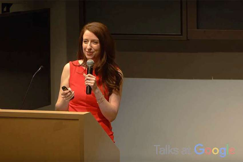 Canadian pro-life activist Stephanie Gray's speech at Google's headquarters in April was recently released on YouTube.