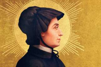 Cover of 'Elizabeth Seton: American Saint.