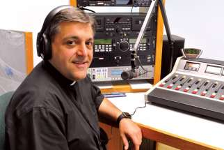 Fr. Augusto Menichelli is looking to remake Radio Maria Canada into a national radio and Internet network beyond its current scope of serving mainly the Italian community.