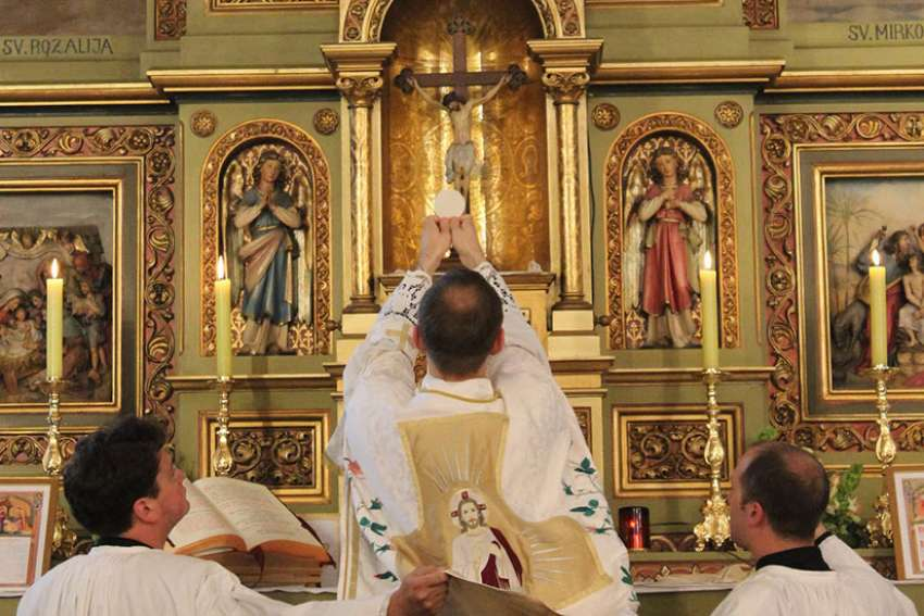 It has been ten years since Benedict XVI broadened access to the Traditional Latin Mass, also known as the Tridentine Mass, with his 'motu proprio' 'Summorum Pontificum.'
