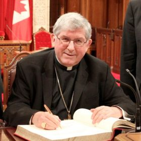 Faith and Secularism in the Public Square [Cardinal Collins full speech]