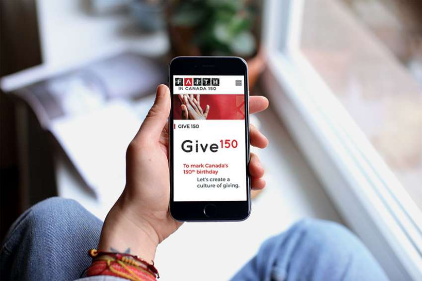 Cardus hopes that its technology-driven and donor-focused Give 150 initiative will cultivate a culture of continuous charitable giving from younger Canadians.