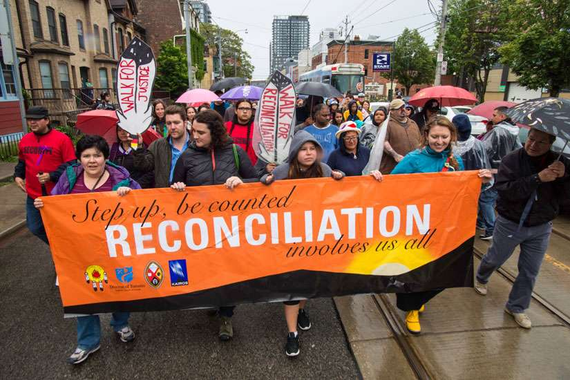 A recent survey found fewer than half of Canadians found the Truth and Reconciliation process worthwhile, but Catholics working with First Nations say they have already seen the commission's value.