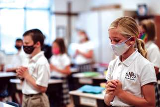 It will be a new reality for students returning to class this September, including new protocols like wearing a mask to protect from the spread of the coronavirus.