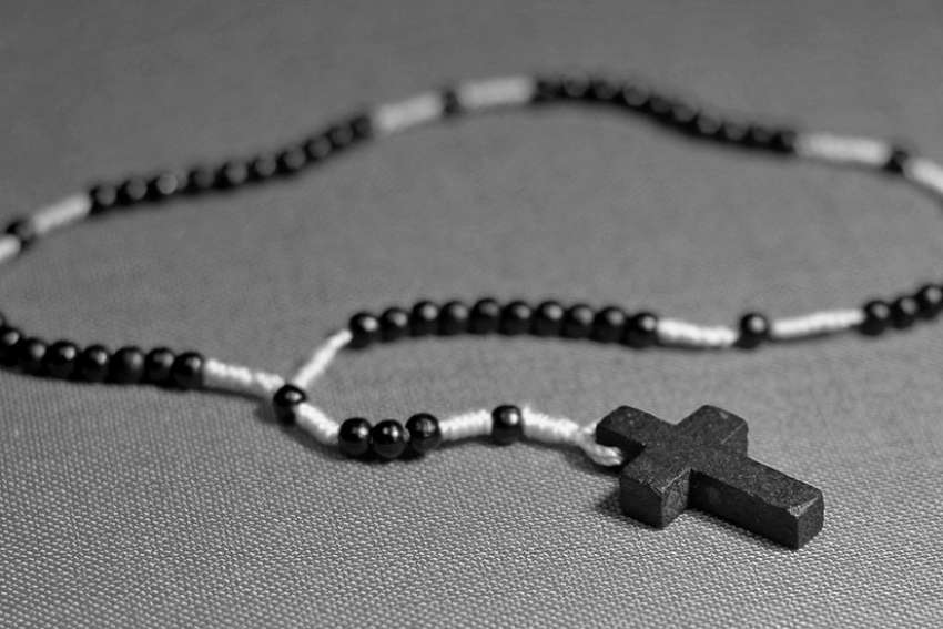 The wooden cross is a physical manifestation of carrying my cross, writes Teresa Quadros of Youth Speak News.
