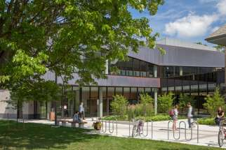 The Darryl J. King Student Life Centre at King's University College in London, Ont., has received a LEED Silver designation.