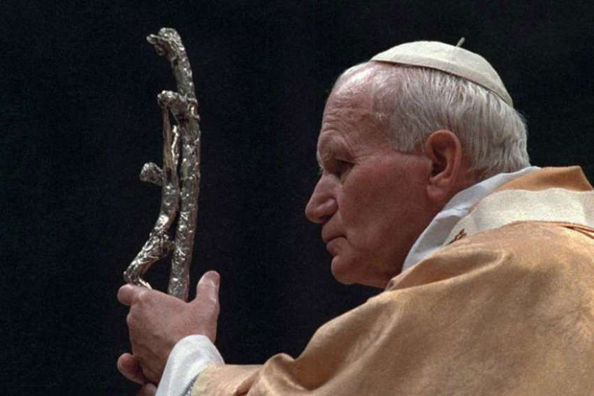 A documentary that shows the role of St. John Paul II in the end of communism has won two Emmys.