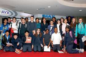 TCDSB student filmmakers received red carpet treatment for their films
