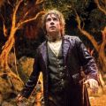 Martin Freeman stars as Bilbo Baggins in The Hobbit: An Unexpected Journey. The Baggins character is one of Sr. Curley's guides for the Advent season.