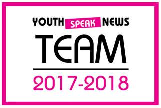 Youth Speak News Team 2017-2018
