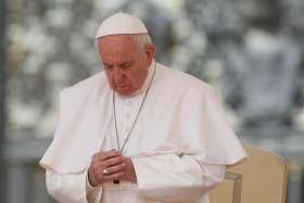 Pope Francis prays for Spanish missionary murdered in Central African Republic